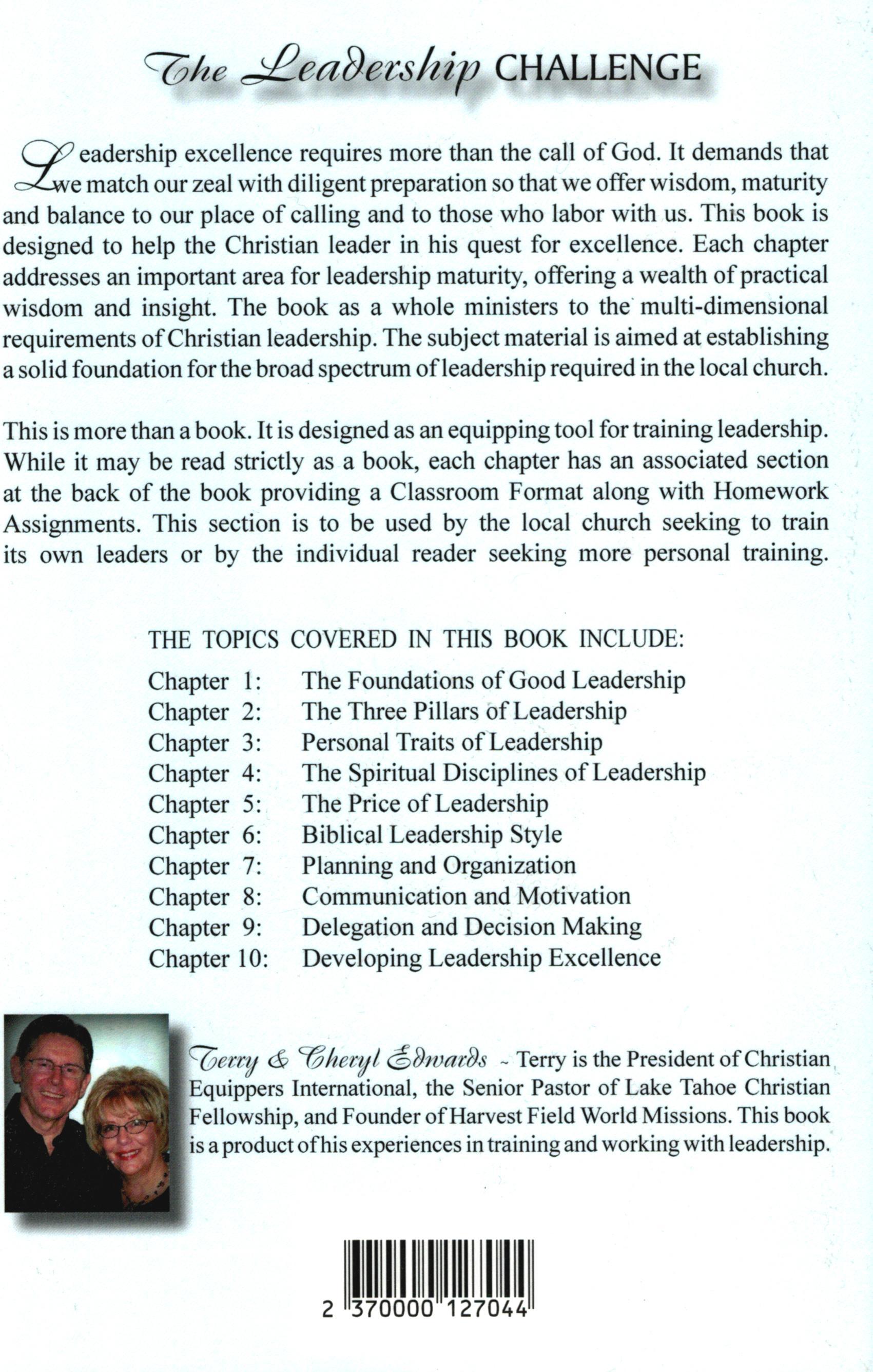The Leadership Challange