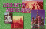 Christianity VS. World Religions