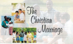 The Christian Marriage