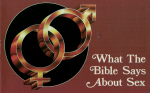 What The Bible Says About Sex