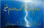 Spiritual Warfare Putting On The Armor Of God